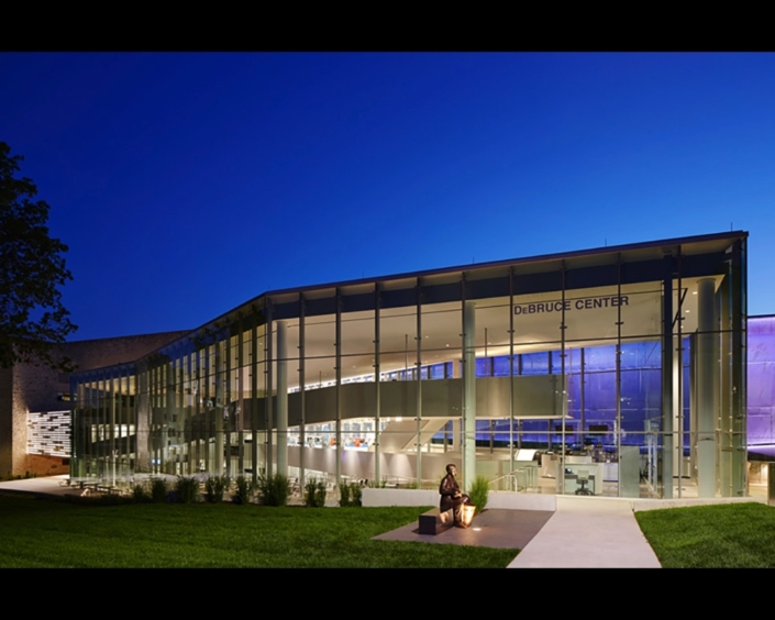 Debruce Center KU